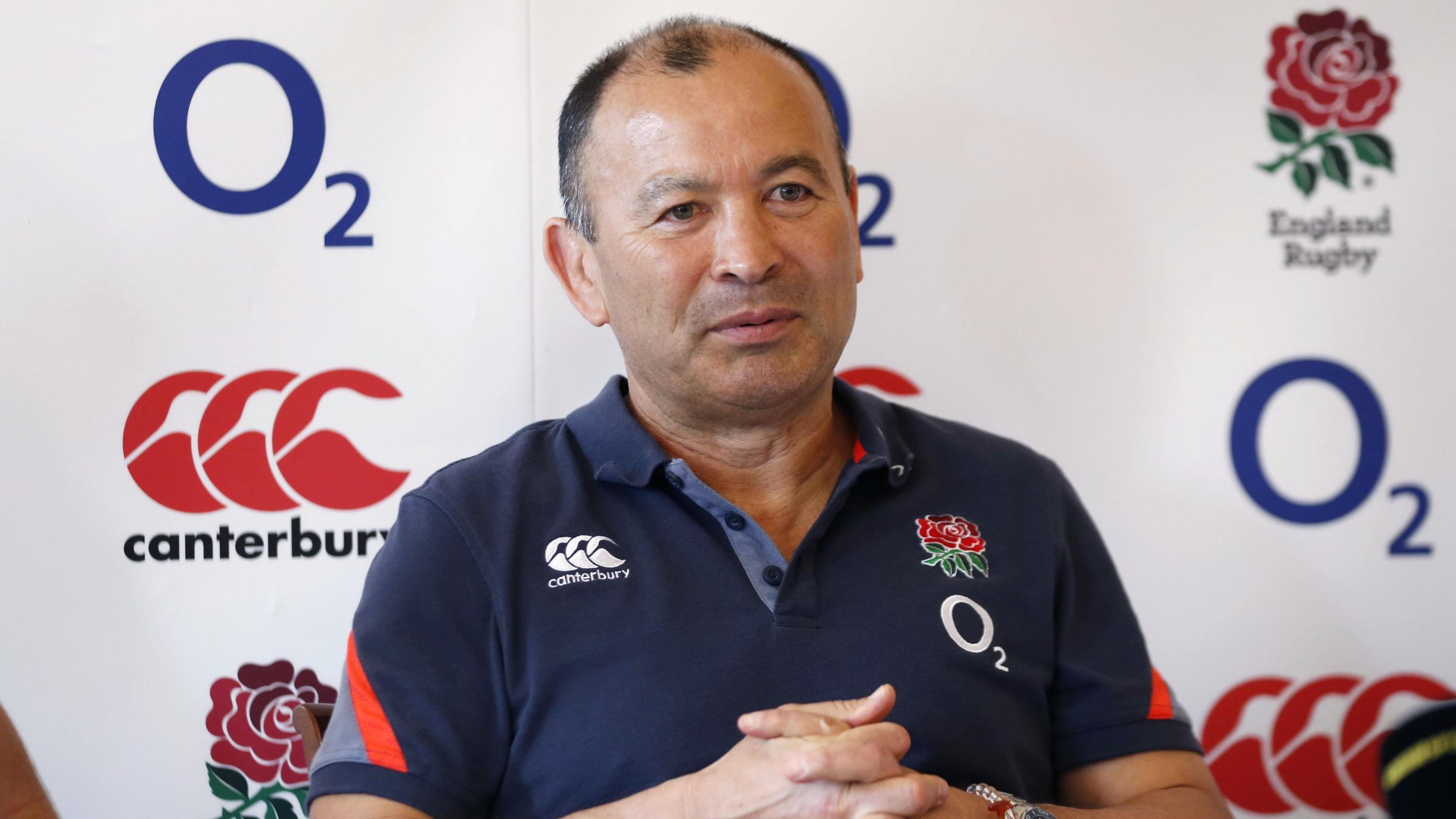 Eddie Jones expecting Argentina to tighten up for second Test